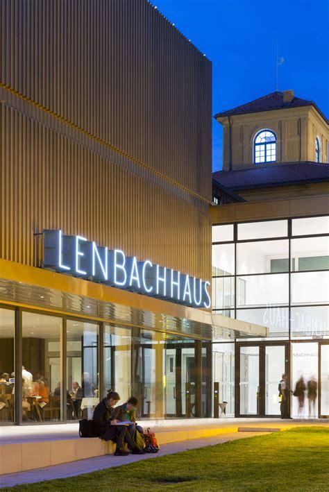 Lenbachhaus Museum Architizer