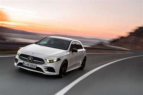 Mercedes Class by Die Neue Mercedes A Klasse Oberklasse Im Kompaktformat