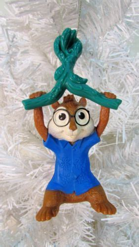 alvin and the chipmunks christmas ornament 98 best images about disney ornaments on disney sketchbooks and mickey ears