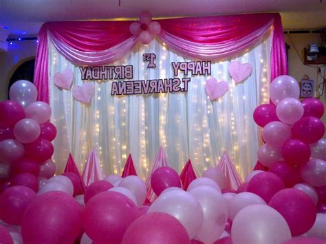 Decorating Ideas Ninetieth Birthday by Decorations And Ideas Training4green