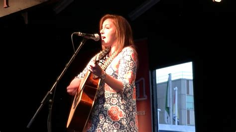 Cayley Spray Performs 'mountain Music' By Alabama