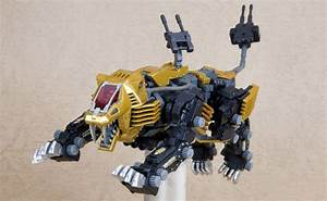 The gallery for --> Zoids Shield Liger
