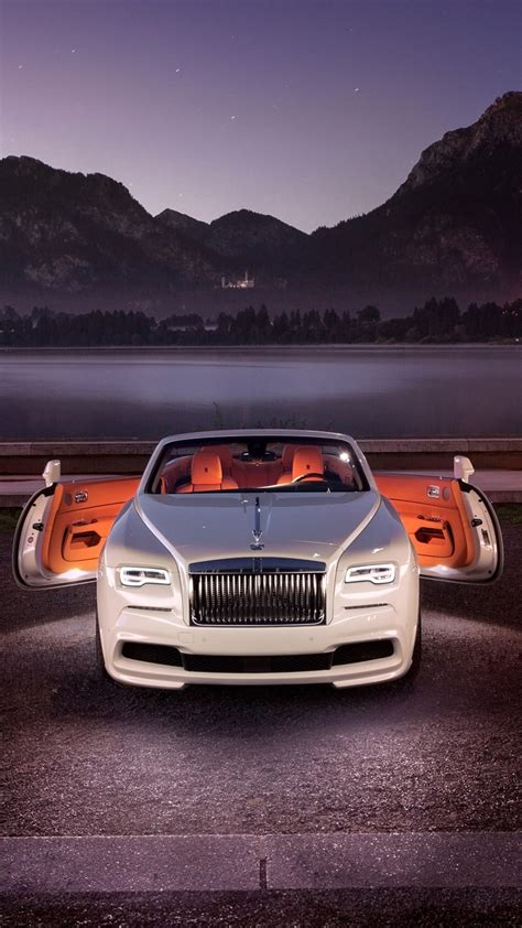 wallpaper rolls royce dawn spofec  hd automotive
