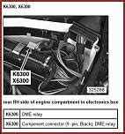 Picture And Description Of The Fuse And Relay Box On A 97 Toyotum Camry by Picture Erage Description Of Every Single Fuse