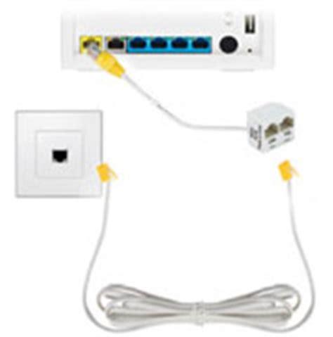 cable telephonique adsl comment installer votre box nb6 sfr en adsl