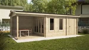 garden room super nora e with veranda and shed 15 m2 8 x With katzennetz balkon mit small garden sheds uk