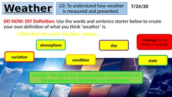ks hazards lessons   weather teaching resources