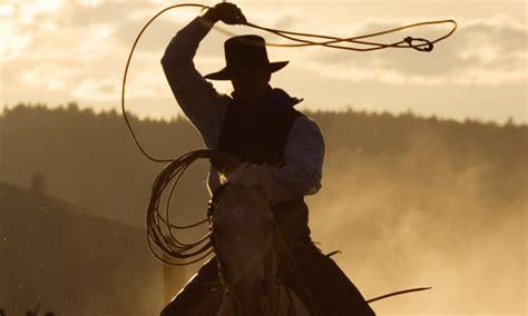 myth   cowboy books  guardian