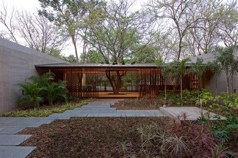 casa diya spasm design architects archdaily brasil
