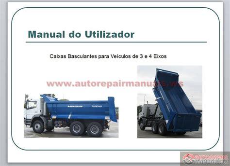tipper for trucks workshop manuals auto repair manual forum heavy equipment forums