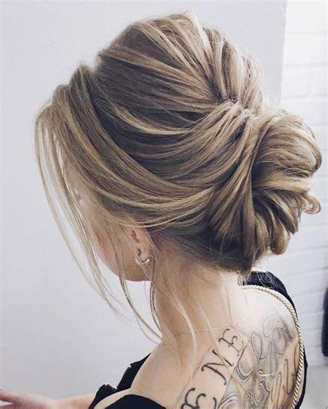 Elegant Updo Wedding Hairstyle Inspiration Hairstyles