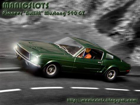 1968 And 2008 Bullitt Mustanghtml Autos Weblog