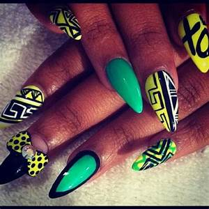 style list nails 39 piration 20 afrocentric looks afroziky