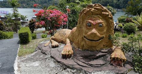 Giliran Patung Singa yang Buat Ngakak Netizen : Okezone techno