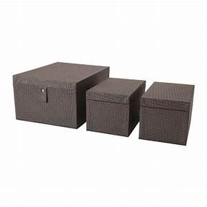 Boite A Cles Ikea : batting bo te 3 pi ces ikea ~ Dailycaller-alerts.com Idées de Décoration