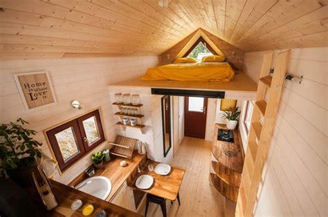 Big 8 Home Interior : Tiny House Odyssée