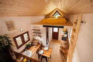 Tiny house Odyssée