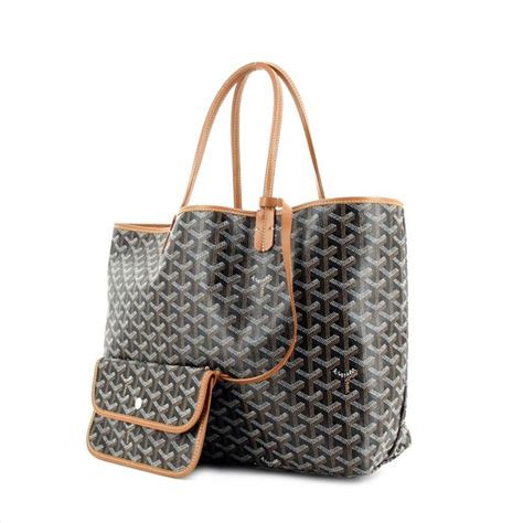 goyard saint louis tote  collector square