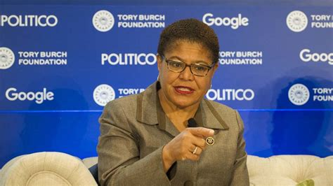 Rep. Karen Bass: Criminal justice reform is possible ...