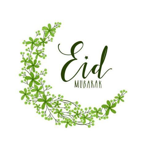 greeting card  creative moon  eid mubarak stock