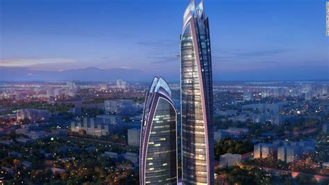 Work Begins On The Tallest Tower In Africa
