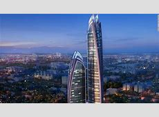 Work begins on the tallest tower in Africa CNN
