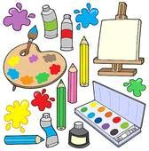 Arts Crafts Stock Illustrations Gograph