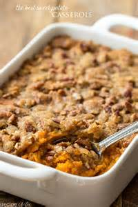 sweet potato casserole recipe sweet potato casserole recipe dishmaps