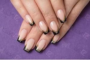 Modele French Manucure Fantaisie : modele ongles gel fantaisie deco ~ Melissatoandfro.com Idées de Décoration