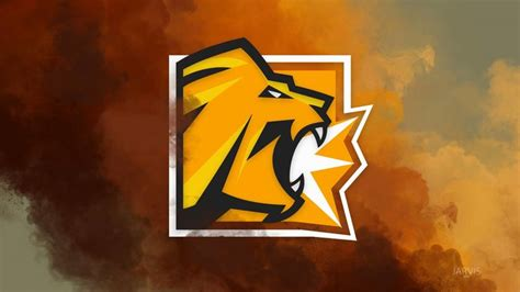 pin  aerce  rainbow  siege lion icon lion