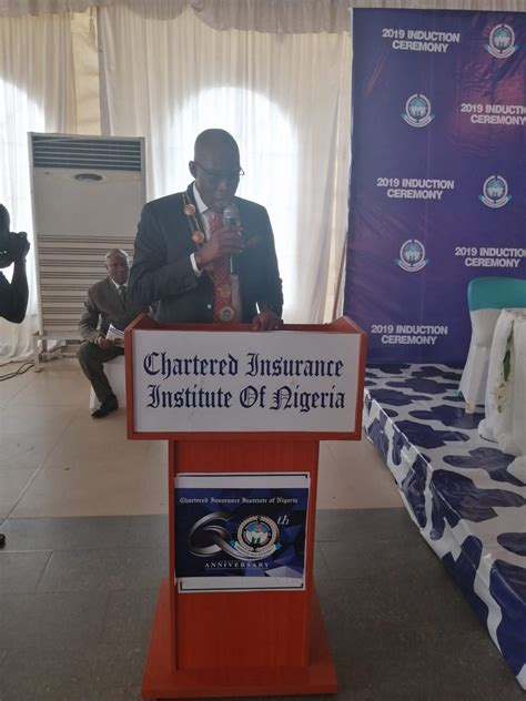 Последние твиты от chartered insurance institute (@ciigroup). ADDRESS BY MR EDDIE EFEKOHA, PRESIDENT/CHAIRMAN OF COUNCIL, CHARTERED INSURANCE INSTITUTE OF ...