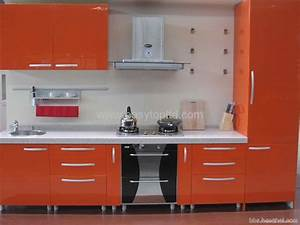 Kitchen Cabinet (MDF LACQUER) - ET-K-LACQUER (China