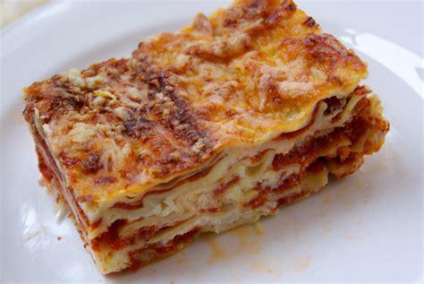 recette lasagne maison italienne lasagnes 224 la bolognaise la p tite cuisine de pauline