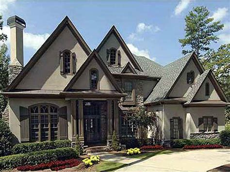 French Chateau House Plans