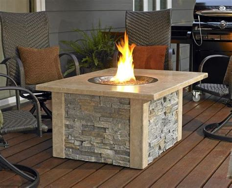 build gas fire table gas fire pits gas fires and fire pits on pinterest