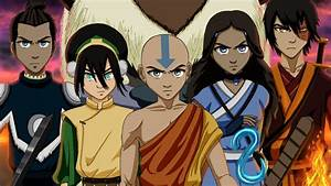 The Top 10 Characters from Avatar: The Last Airbender