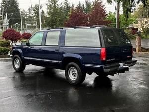 1994 Gmc Suburban 4x4 Sle 2500 3  4ton 7 4l 454 V8 Eng U0026 39  87k