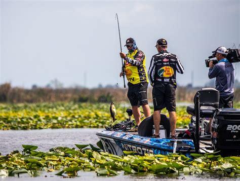 bass fishing tour major league sportsman tournament lake