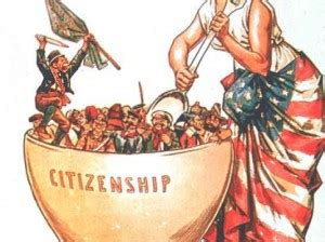 Ci 1 America, The Melting Pot?