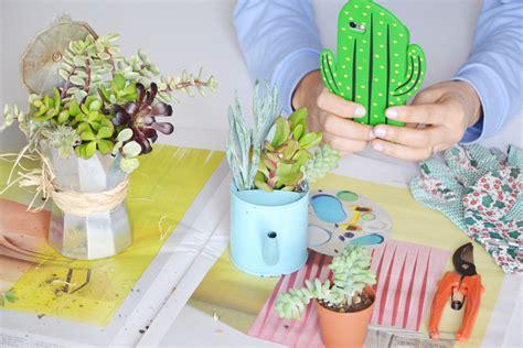 vasi per piante fai da te riciclo creativo come trasformare vecchi contenitori in