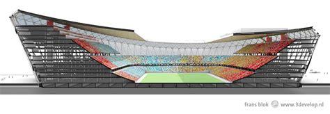 barge   stadium  feyenoord develop image blog