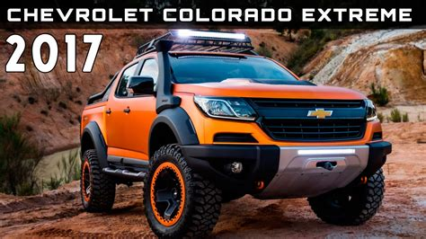 chevrolet colorado extreme review rendered price