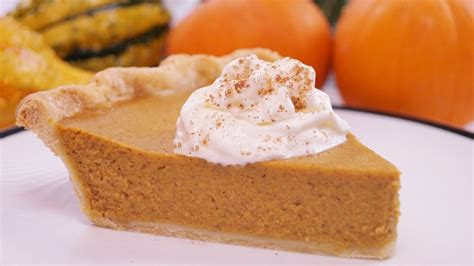 Pumpkin pie functions as a normal food item, a single pie being eaten once, unlike cake which needs to be placed on a block before consumption. Pumpkin Pie Recipe: From Scratch: How To Make Homemade ...