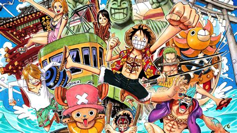 One Piece #10 壁紙14種40枚