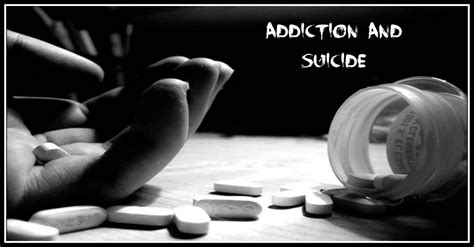 link  substance abuse  suicide drug