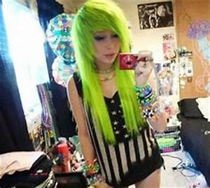 1000 ideas about Emo Hair Color on Pinterest