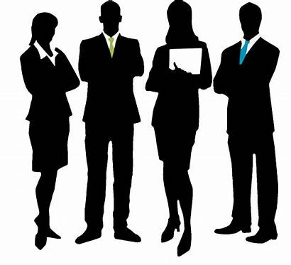Silhouette Transparent Manager Career Clipart Test Careers