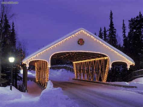spectacular christmas   alaska