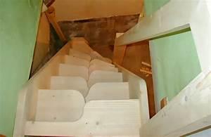 Escalier à Pas Japonais : escalier pas japonais en bois menuiserie confort ~ Dailycaller-alerts.com Idées de Décoration