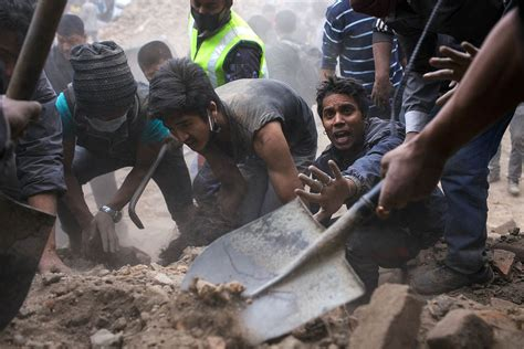 april  nepal earthquake  kathmandu